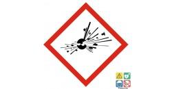 Picto explosif classe de danger