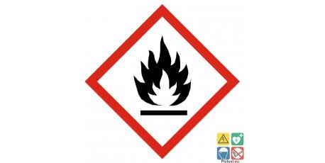 Picto inflammable classe de danger