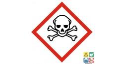 Picto toxicité aiguë classe de danger