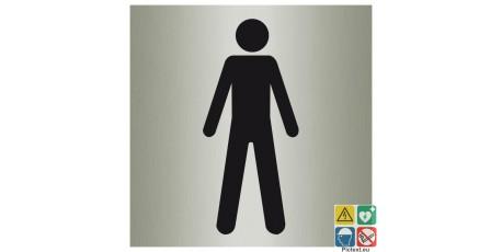 Picto toilette réservé aux hommes