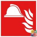 Picto équipements de lutte contre l'incendie