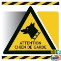 Attention chien de garde