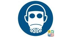 Picto protection des voies respiratoires obligatoire