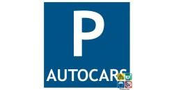Pictogramme parking autocars