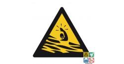 Picto risque de noyade