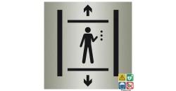 Pictogramme ascenseurs