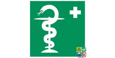 Pictogramme pharmacie 1er secours