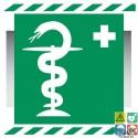 Pictogramme pharmacie armoire ou trousse de secours