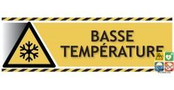 Panneau basse température