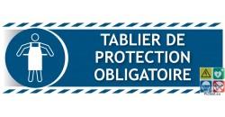 Panneau tablier de protection obligatoire gamme xénon