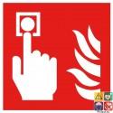 Picto point d'alarme incendie