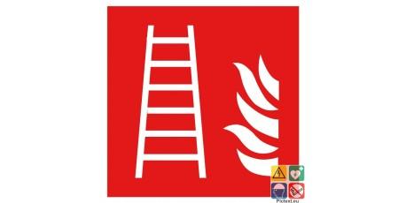 Picto échelle incendie