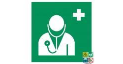 Picto médecin premiers secours gamme classique