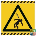 Picto danger électrocution