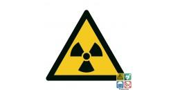 Picto matières radioactives
