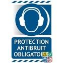 Panneau protection anti bruit obligatoire
