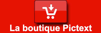 La Boutique en ligne Pictext