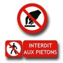 Autres interdictions