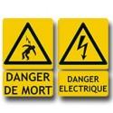 Risques électriques