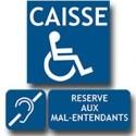 Handicapés et accessibilité