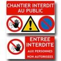Chantier et sécurité