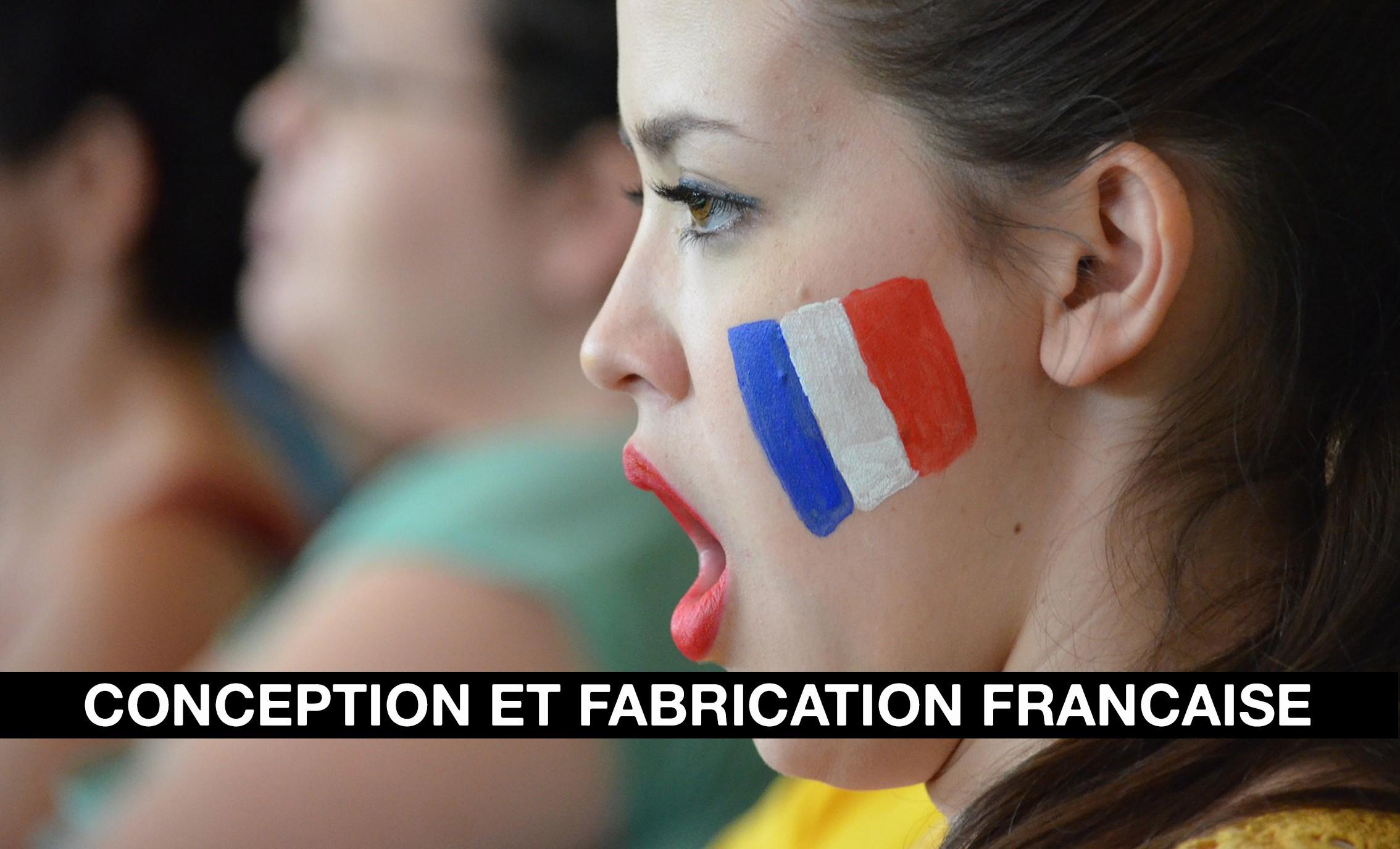 Tous nos panneaux et autocollants sont imprimés en France